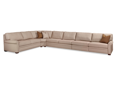 80 Inch Leather Sectional